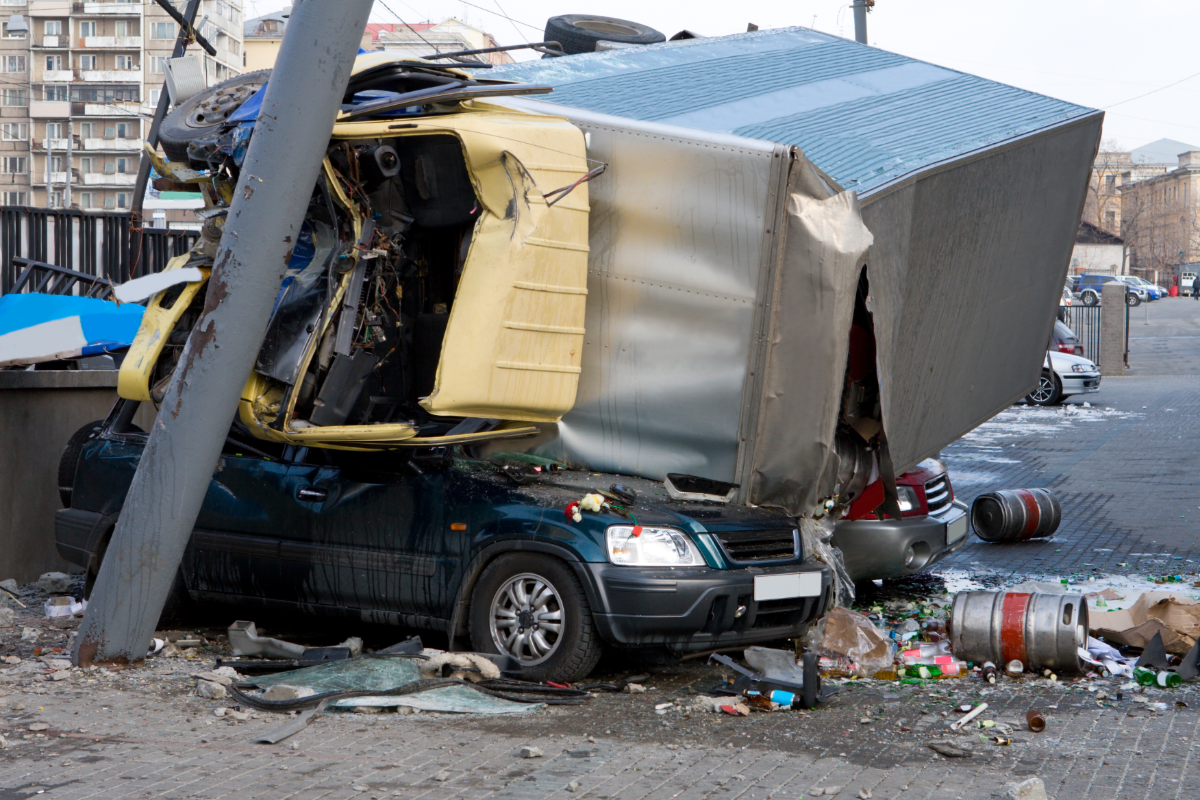 Indianapolis Truck Accident Attorney - Indiana Personal Injury